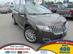 2011 Lincoln MKX LIMITED | AWD | NAV | PANORAMIC ROOF | BACKUP C
