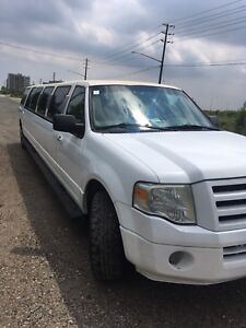 2007 ford limo