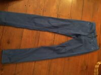 Women's jeans and BRAND NEW leather-look leggings