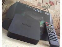 MXQ OTT TV Box