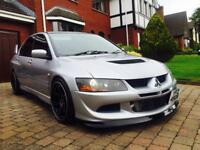 MITSIBISHI EVO MR FQ 300 6 Speed immaculate