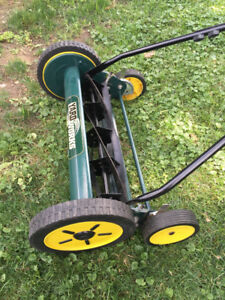 YardWorks Push Mower Reel