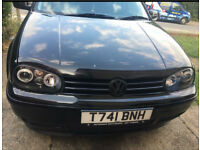 **BREAKING** VW GOLF MK4 1.8T GTI