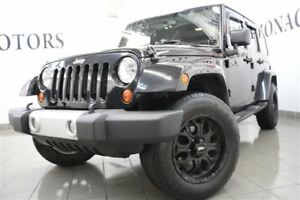 2013 Jeep WRANGLER UNLIMITED 4WD SAHARA UNLIMITED,BLEUTOOTH,