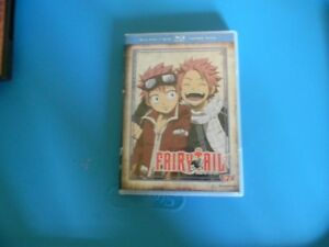 Fairytail  -in blue ray episodes
