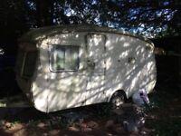 Vintage Caravan for Sale - Renovation Project