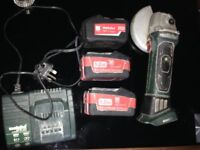 Bargain must see cordless grinder 200ono