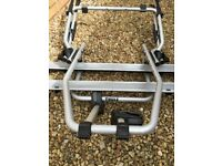 Once used bike rack for sale excellent condition