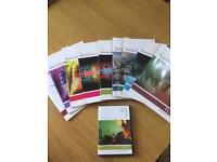 Open University Engineering T173 books & DVD