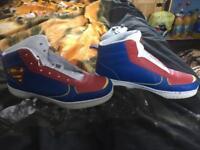 Men's superman Hightop shoes