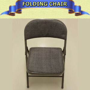 FOLDING CHAIR - READY TO GO FOR $5