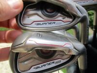 taylormade over size graphite golf clubs