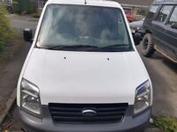 Ford transit connect panel van 2011