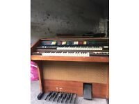 Organ and keyboards