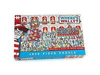 Where's Wally Jigsaw puzzle