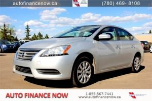 2015 Nissan Sentra S 6AT OWN ME FOR ONLY $86.73 BIWEEKLY!