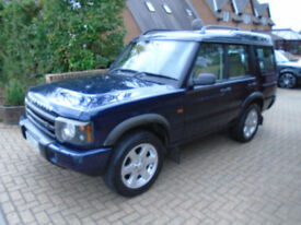 2003 Land Rover Discovery 2.5Td5 Auto ES