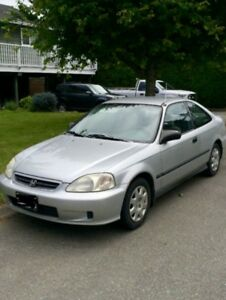 1998 mint civic for sale $1,100 !!!