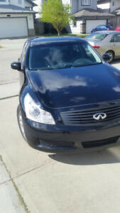 2007 Infiniti G35x Luxury Sedan AWD