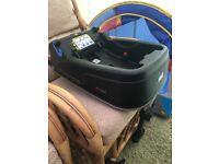 Chicco car seat plus isofix