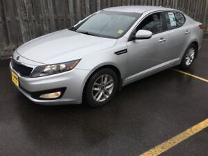 2012 Kia Optima LX, Automatic, Heated Seats, Bluetooth