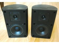 ARISTON MICRO MONITORS still in box small Monitor Speakers /satalites suround