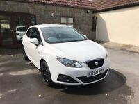 Seat Ibiza 1.4l in good condition and has been serviced regularly