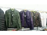 Armani jackets 3 colors all sizes new