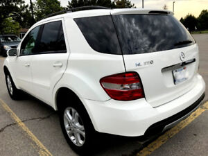 2006 Mercedes ML350 NAVI,POWER TRUNK,POWER SEATS,SAFETY