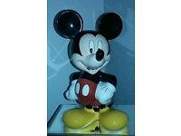 Mickey mouse money box