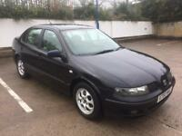SEAT TOLEDO 1.9 TDI. NEW MOT JULY 2018, SIMILAR TO LEON, GOLF, TURBO DIESEL, ONLY 100,000 MILES
