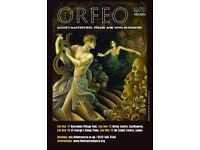 Dancers needed for opera in Brighton/Lewes area