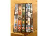 Lost series 1-6