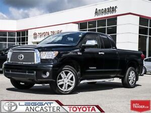 2013 Toyota Tundra LIMITED 5.7L V8 4X4 DOUBLE CAB ONLY 53828 KMS