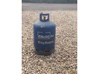 15kg Butane Gas Bottle half full
