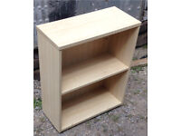 15 x small wooden bookshelf shelves. 84x70cm. Delivery