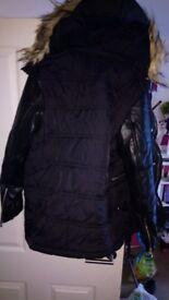 Zara Man black jacket