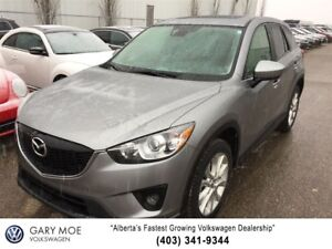 2014 Mazda CX-5 GT Fully loaded!