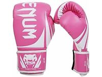 BRAND NEW in packaging Venum Challenger 2.0 Boxing Gloves Pink