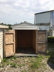 For sale storage shed