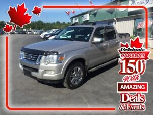 2008 Ford Explorer Sport Trac Ltd  ( SUMMER SALE!) NOW $13,950