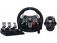 Logitech G29 Racing Wheel *Used*
