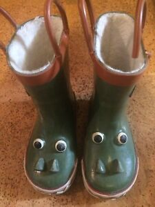 Size 6 Rubber Boots