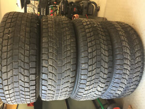 2006 Toyota Tacoma tires and oem wheels