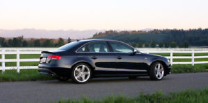 2012 Audi S4 Prestige Plus Berline