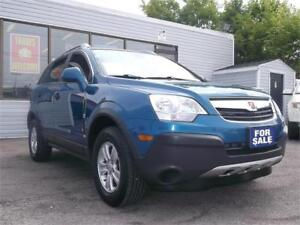 2009 SATURN VUE XE * LOADED WITH OPTIONS * GAS SAVER *
