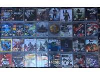 PLAYSTATION 3 PS3 GAMES FIFA 17 GTA 5 COD CALL OF DUTY BLACK OPS 1 2 AW WAW GHOSTS MW3 LEGO DISNEY