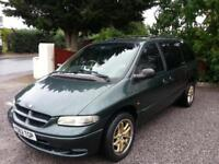Chrysler Grand Voyager 7 Seater Automatic 12 months MOT 29k miles 2 keys Excellent condition