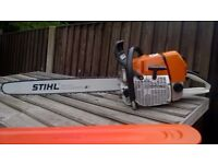 Stihl and Husqvarna Chainsaws And Other Tools Wanted, Running Or Not Cash Waiting