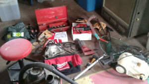 Various Tools - Make an Offer!